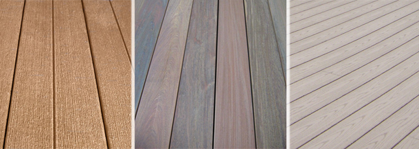 Walking The Plank: Choosing Decking Materials That Best Suit You