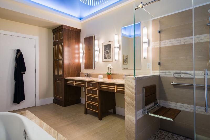 Bathroom Renovation Based in UniversalDesign